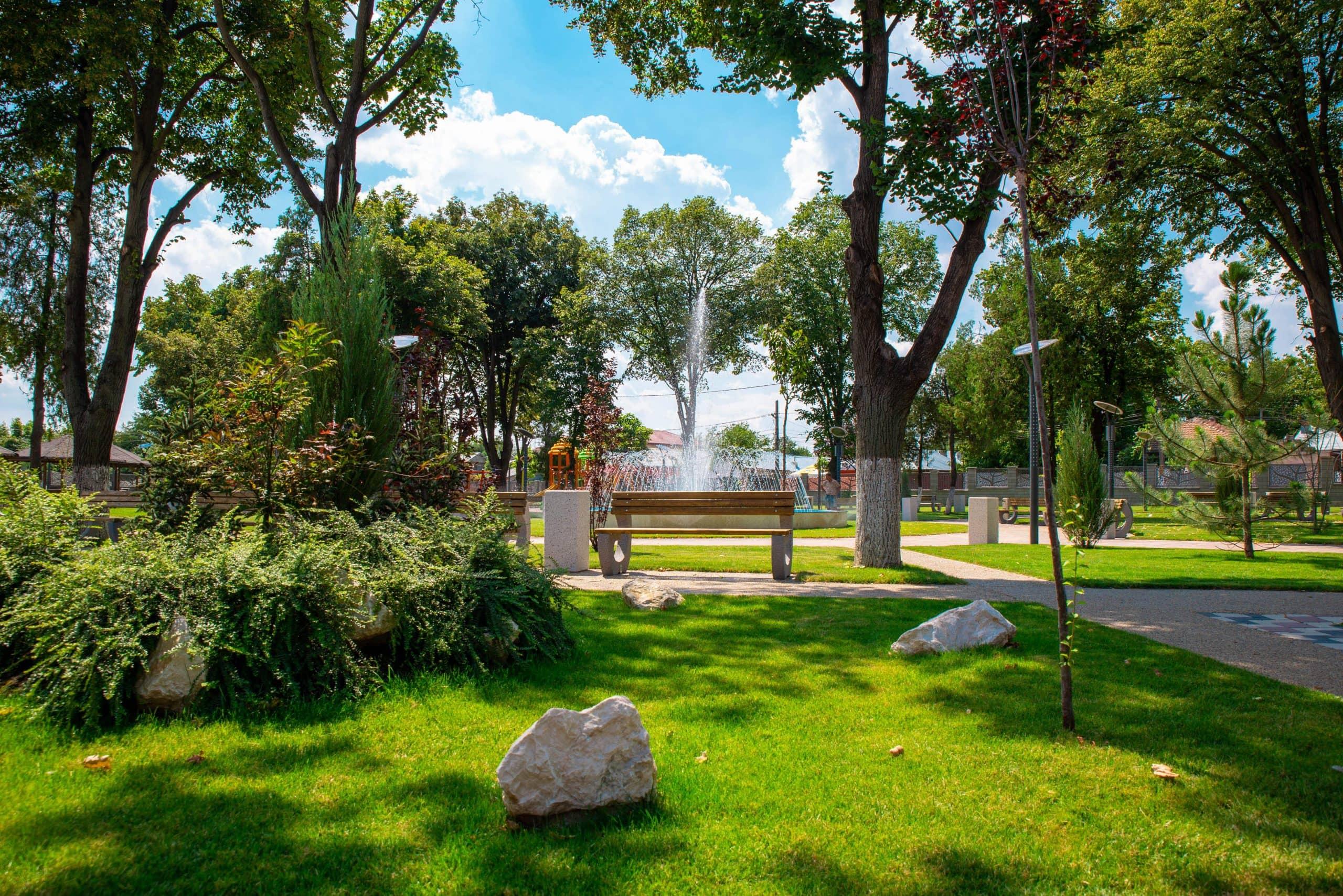 Modernizarea și reabilitarea Parcului Central