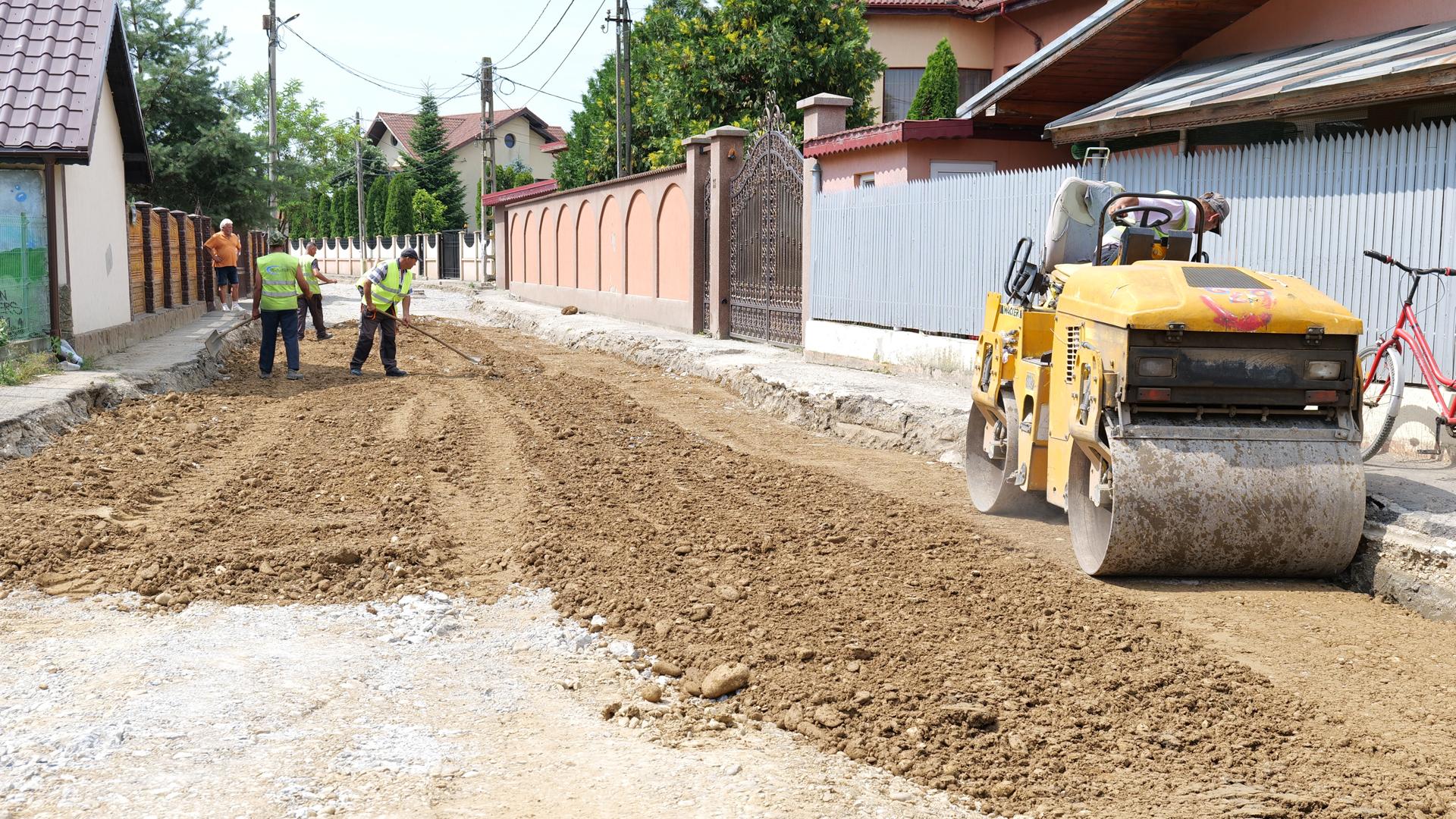 Modernizarea și reabilitarea străzii Lunga, din satul Manolache